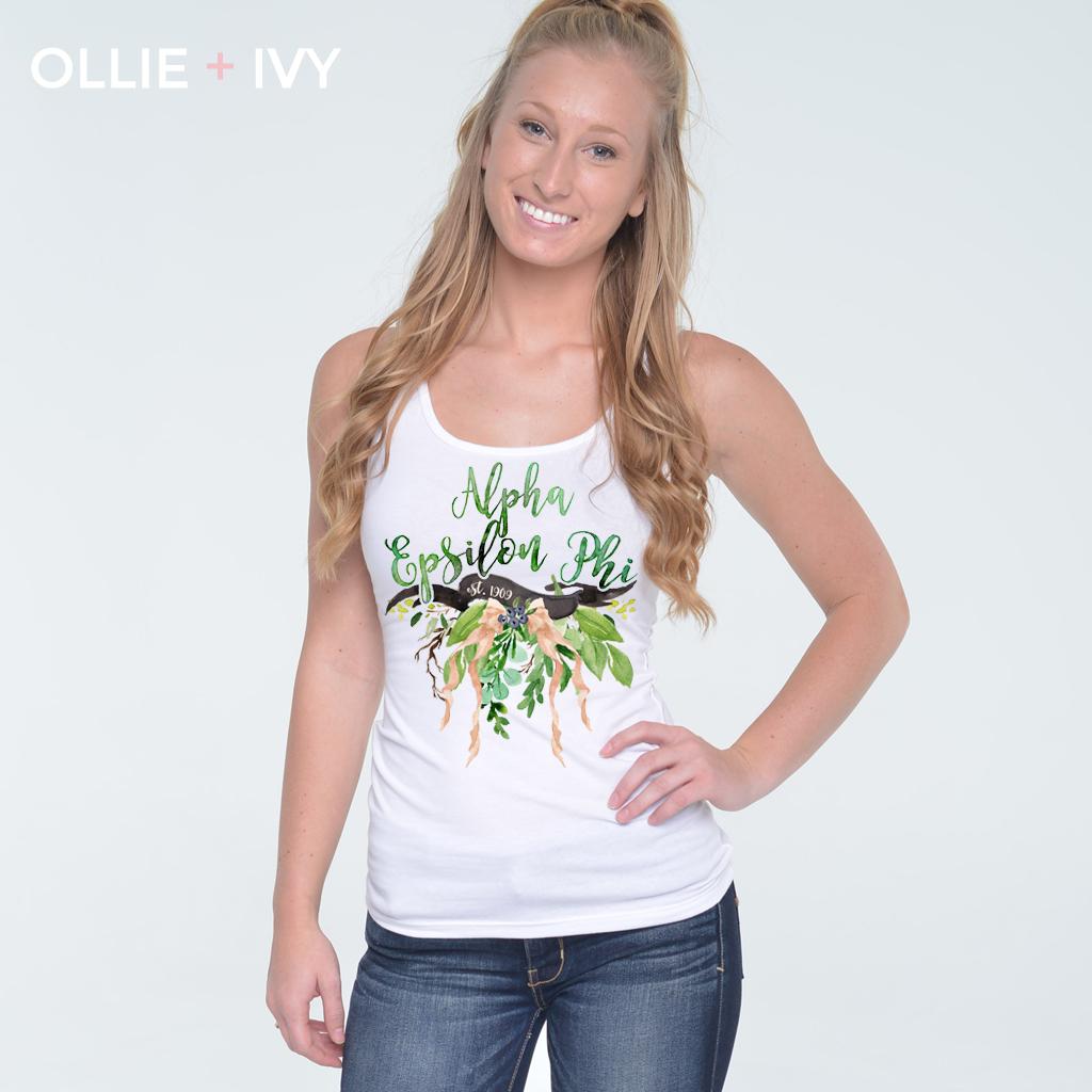 Ida's Greenery Bouquet | Ollie + Ivy