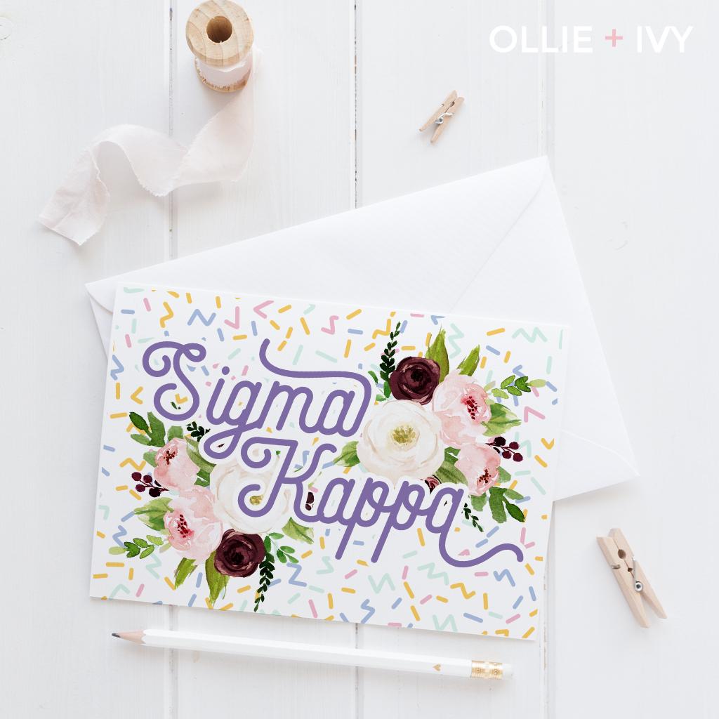 Notecard | Ollie + Ivy