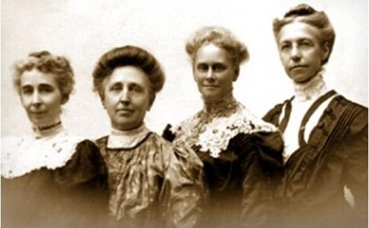 Gamma Phi Beta Founders