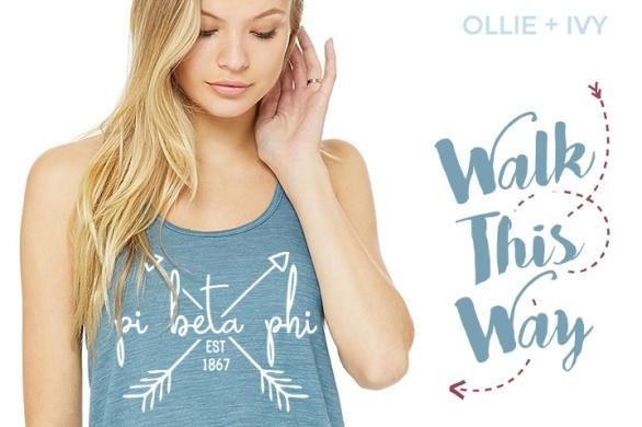 Walk This Way   Ollie + Ivy