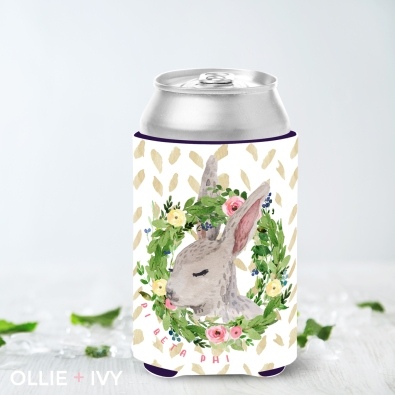 What's So Bunny?! Coozie | Ollie + Ivy