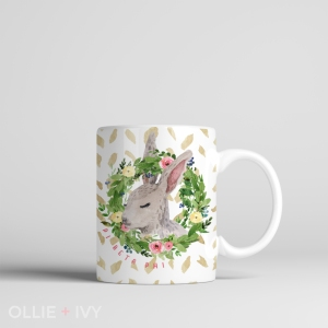 What's So Bunny?! Coffee Mug | Ollie + Ivy