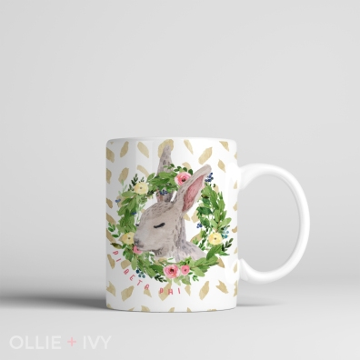 What's So Bunny?! Coffee Mug | Ollie + Ivy